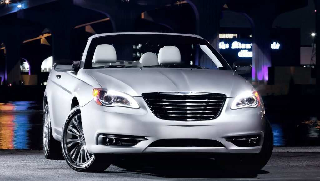 28 Gallery of 2019 Chrysler 200 Convertible Spy Shoot with 2019 Chrysler 200 Convertible