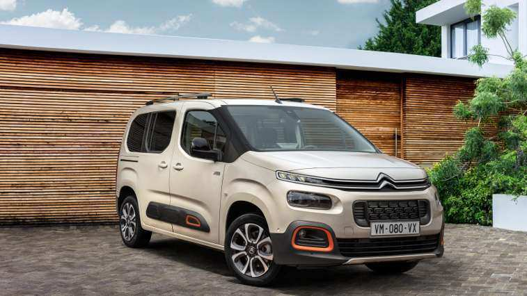 28 Gallery of 2019 Citroen Berlingo Concept with 2019 Citroen Berlingo