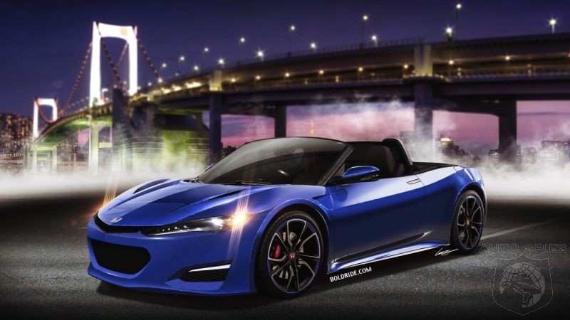 28 Gallery of 2019 Honda Sports Car New Concept with 2019 Honda Sports Car