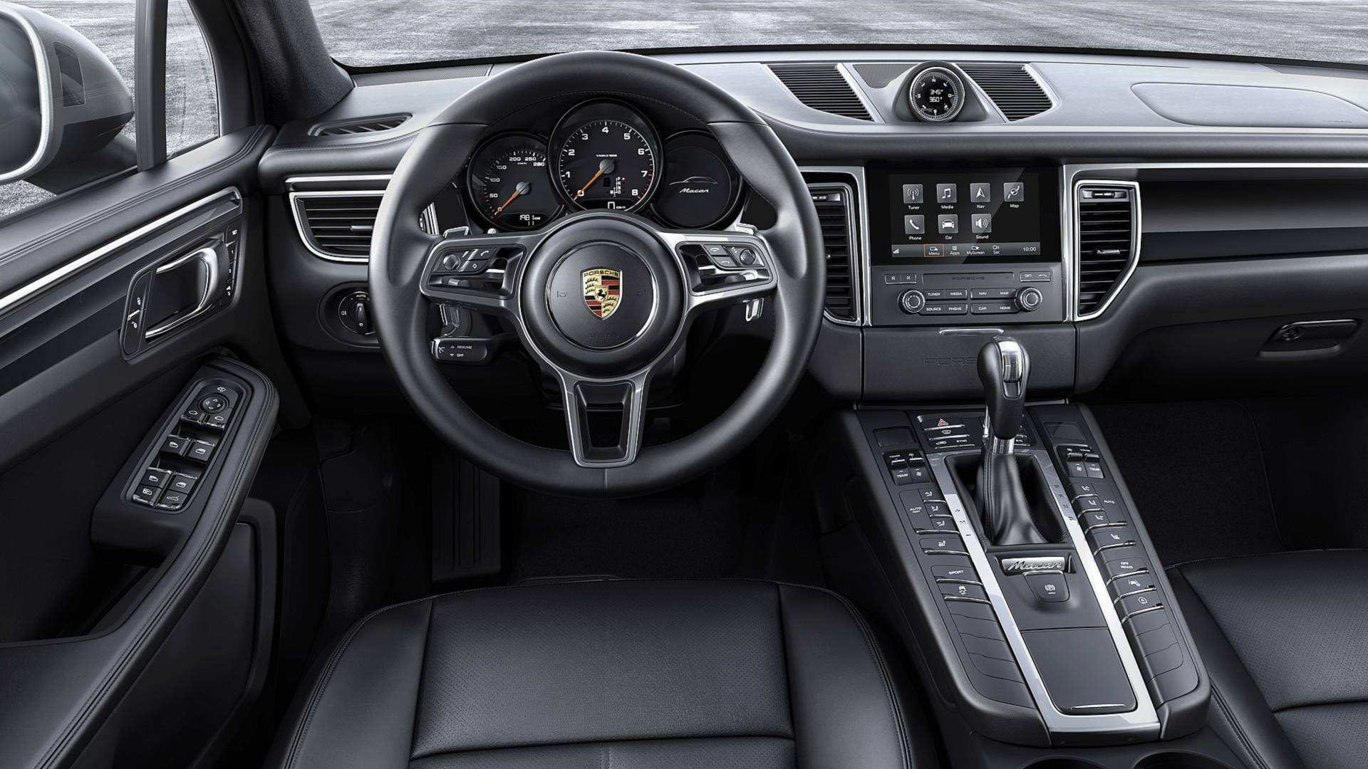 28 Gallery of 2019 Porsche Macan Interior Configurations with 2019 Porsche Macan Interior