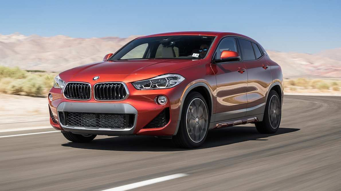 28 Great 2019 Bmw X2 Redesign for 2019 Bmw X2