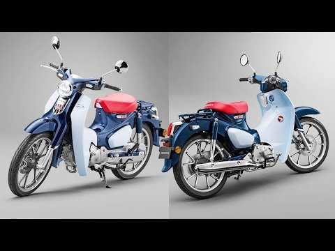 28 Great 2019 Honda Super Cub Performance with 2019 Honda Super Cub