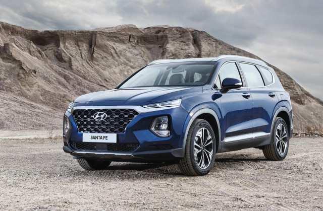 28 Great 2019 Hyundai Full Size Suv Price with 2019 Hyundai Full Size Suv