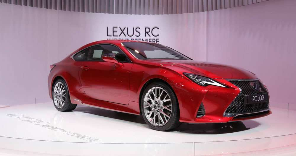 28 Great 2019 Lexus Rc Research New for 2019 Lexus Rc