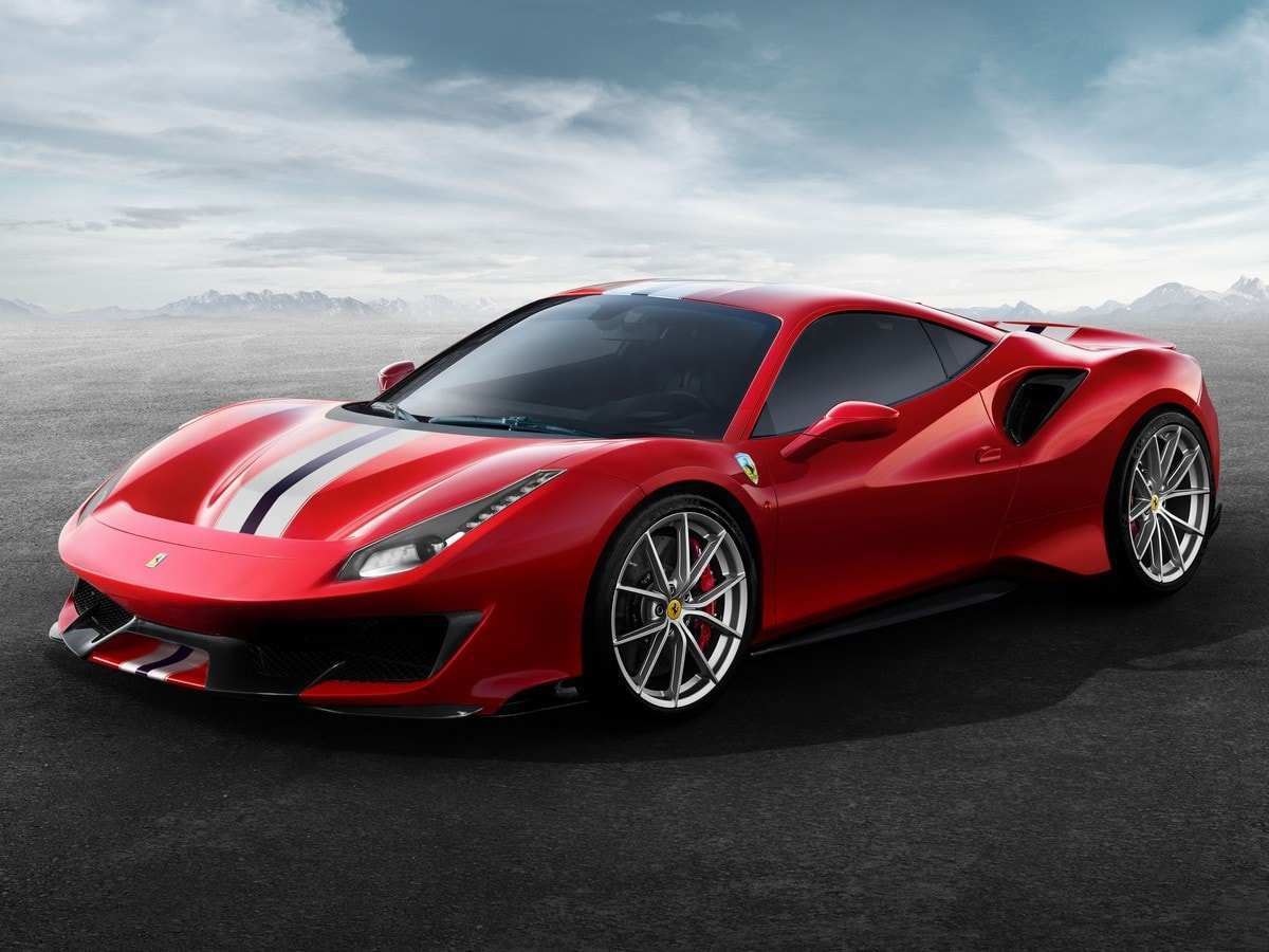 28 Great 2019 New Ferrari Specs by 2019 New Ferrari