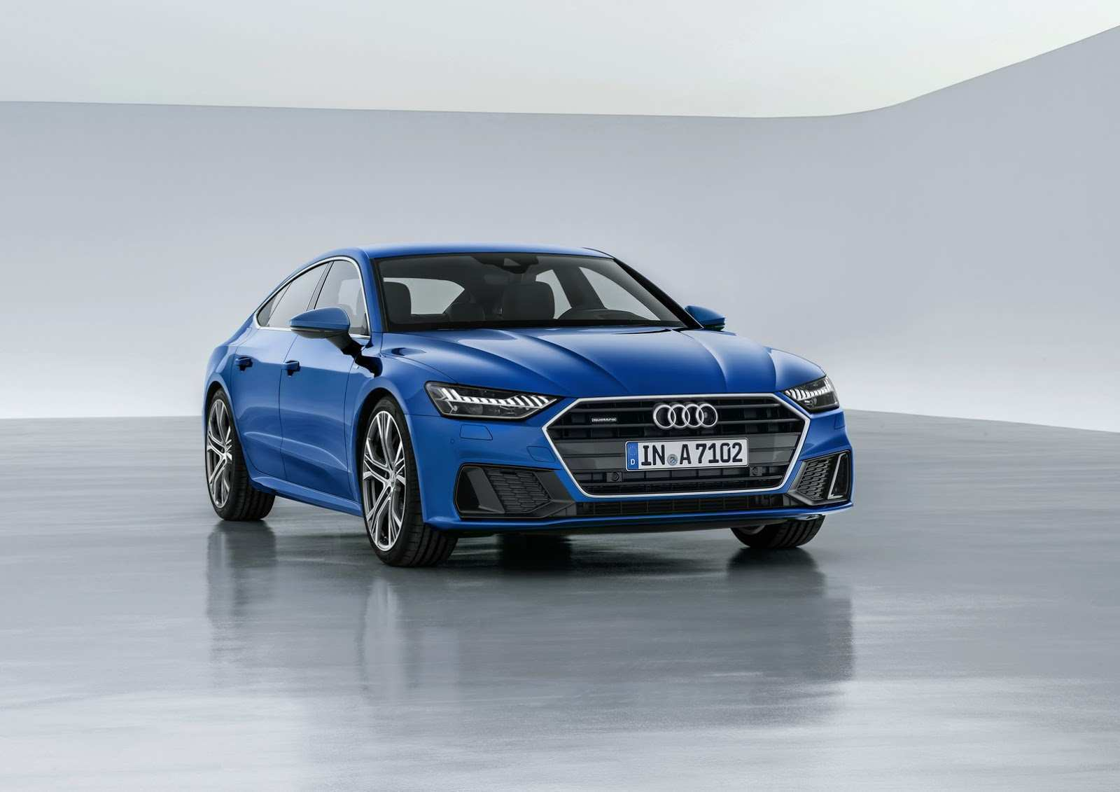 28 New 2019 Audi A7 Debut Engine by 2019 Audi A7 Debut