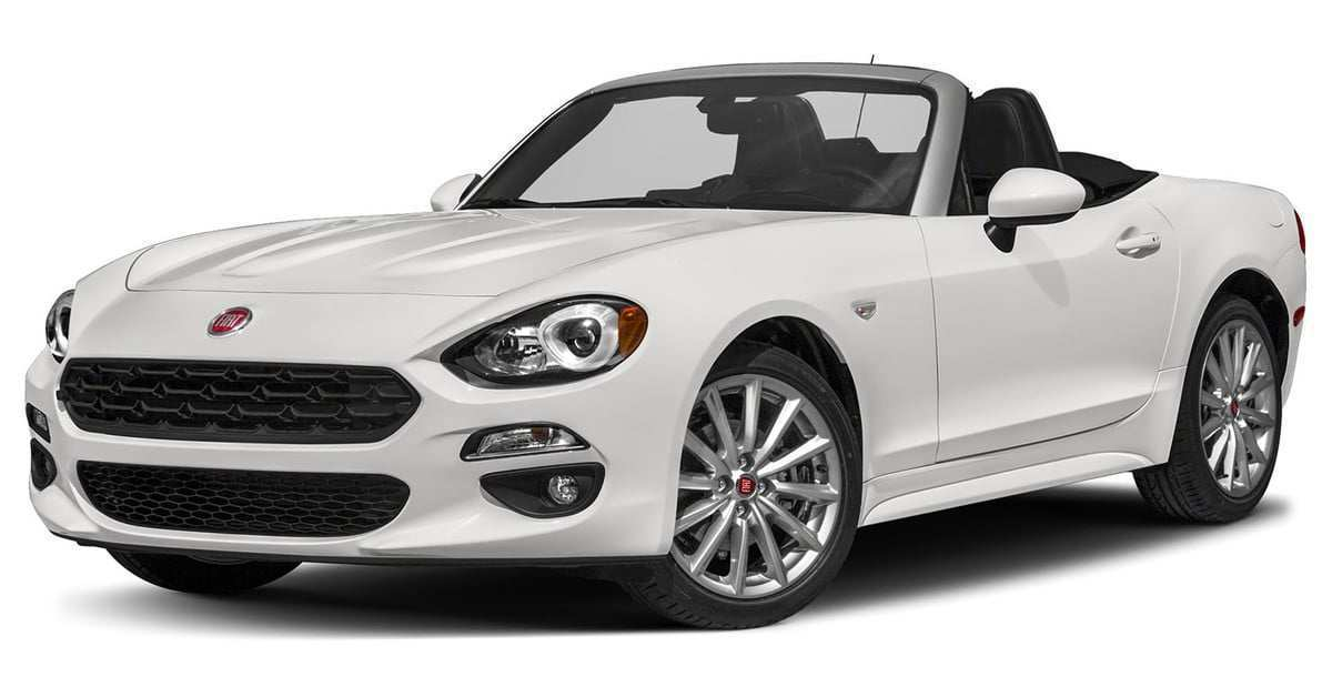 28 New 2019 Fiat Abarth 124 Spider Rumors by 2019 Fiat Abarth 124 Spider