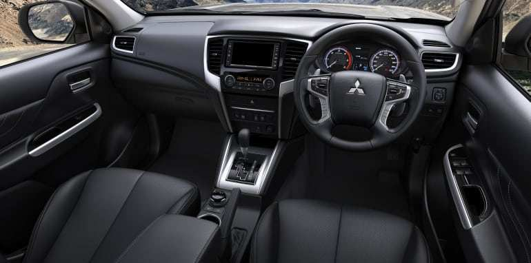 28 New 2019 Mitsubishi Triton Specs Spesification for 2019 Mitsubishi Triton Specs