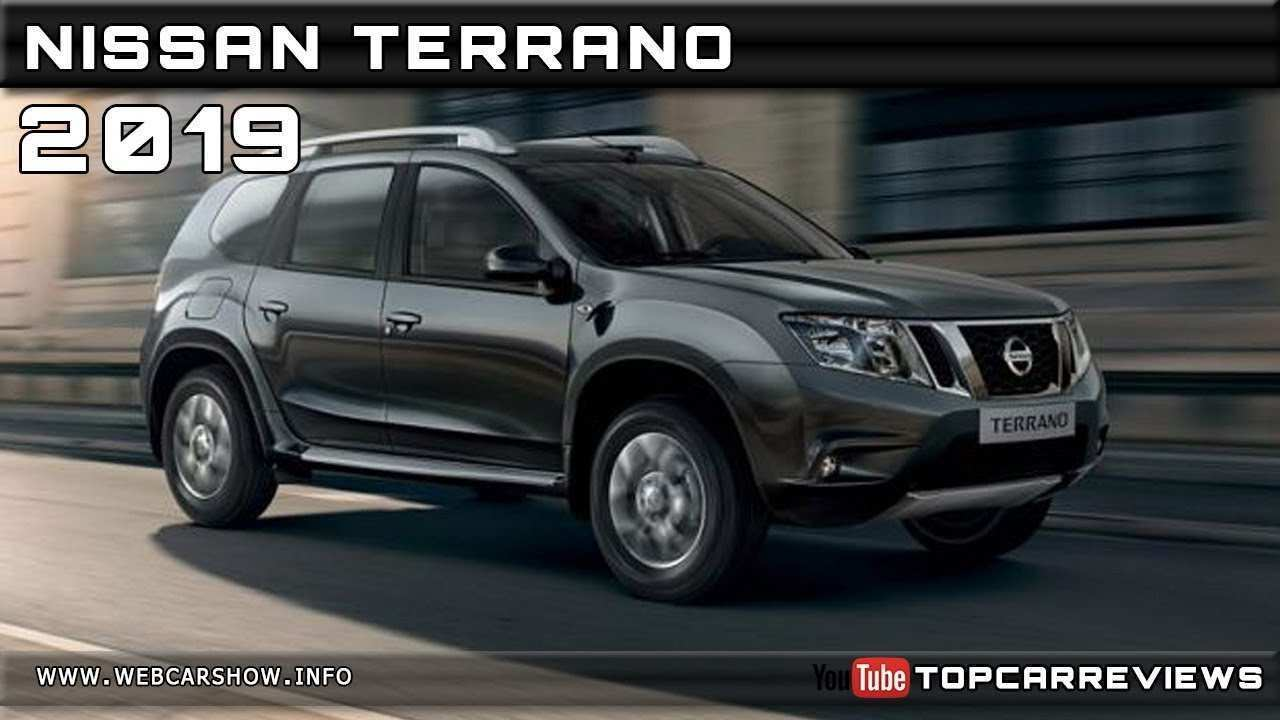 28 New 2019 Nissan Terra Redesign and Concept by 2019 Nissan Terra