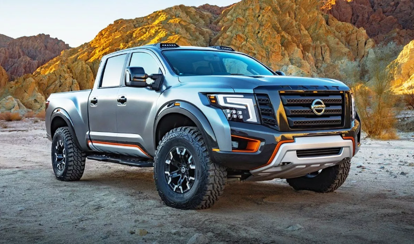 28 New 2019 Nissan Titan Nismo Release Date by 2019 Nissan Titan Nismo