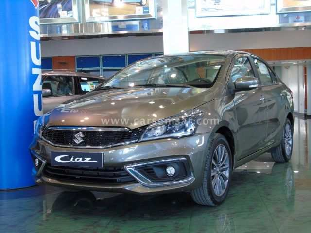 28 New 2019 Suzuki Ciaz Spy Shoot by 2019 Suzuki Ciaz