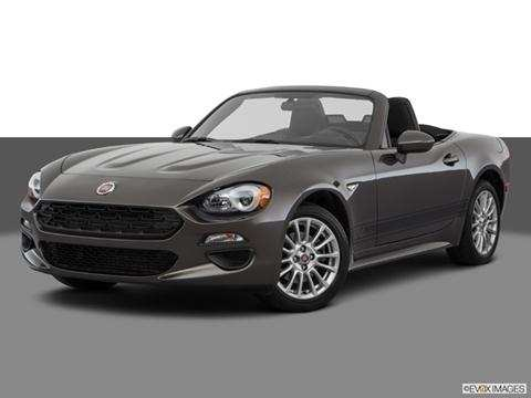 28 The 2019 Fiat 124 Spider Lusso Ratings for 2019 Fiat 124 Spider Lusso