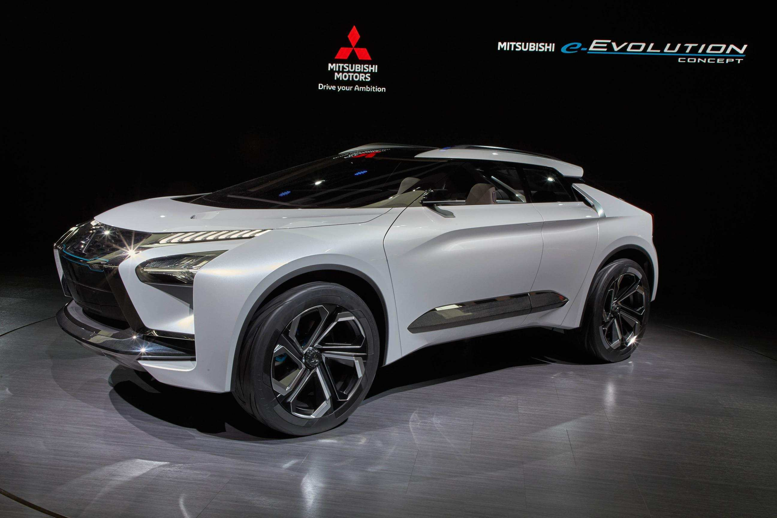 28 The 2019 Mitsubishi Concept Price and Review for 2019 Mitsubishi Concept