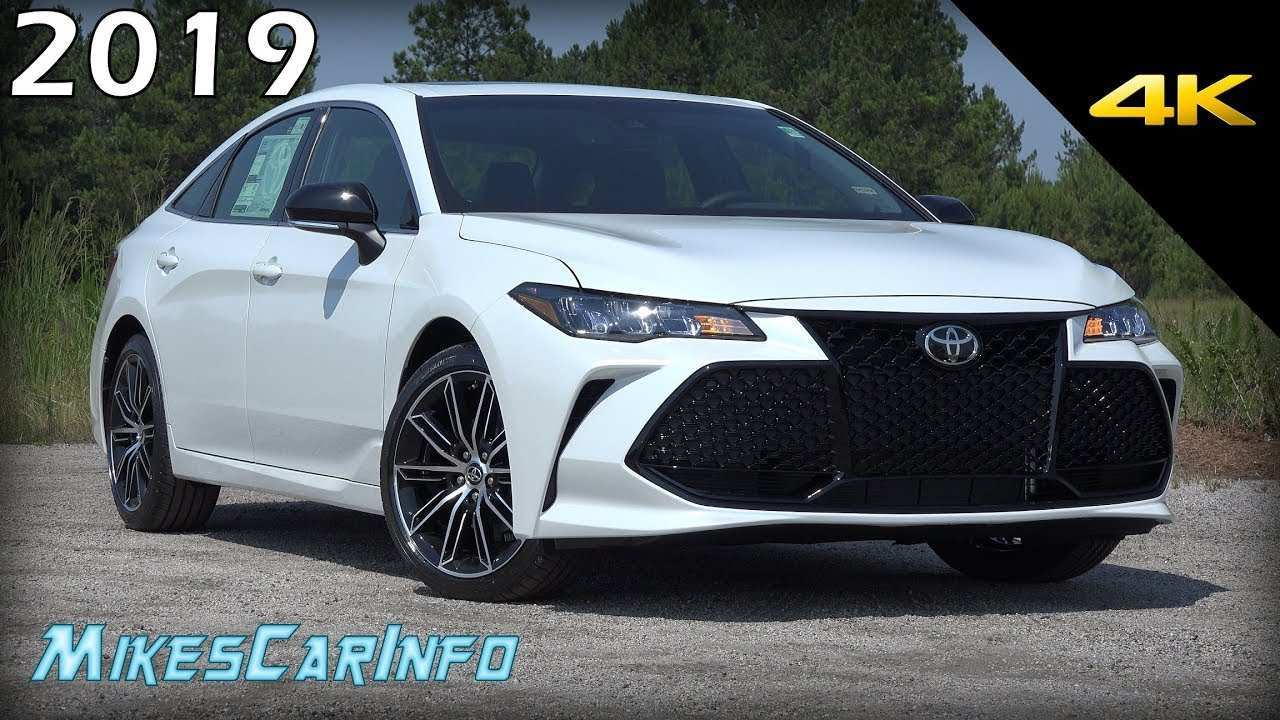 28 The 2019 Toyota Avalon Xse Exterior with 2019 Toyota Avalon Xse