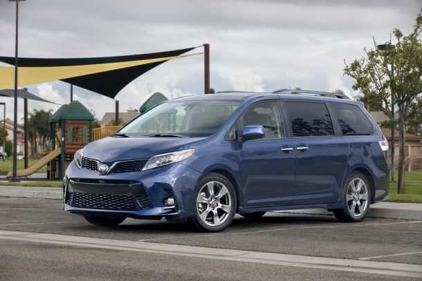 28 The 2019 Toyota Sienna Se Redesign and Concept for 2019 Toyota Sienna Se