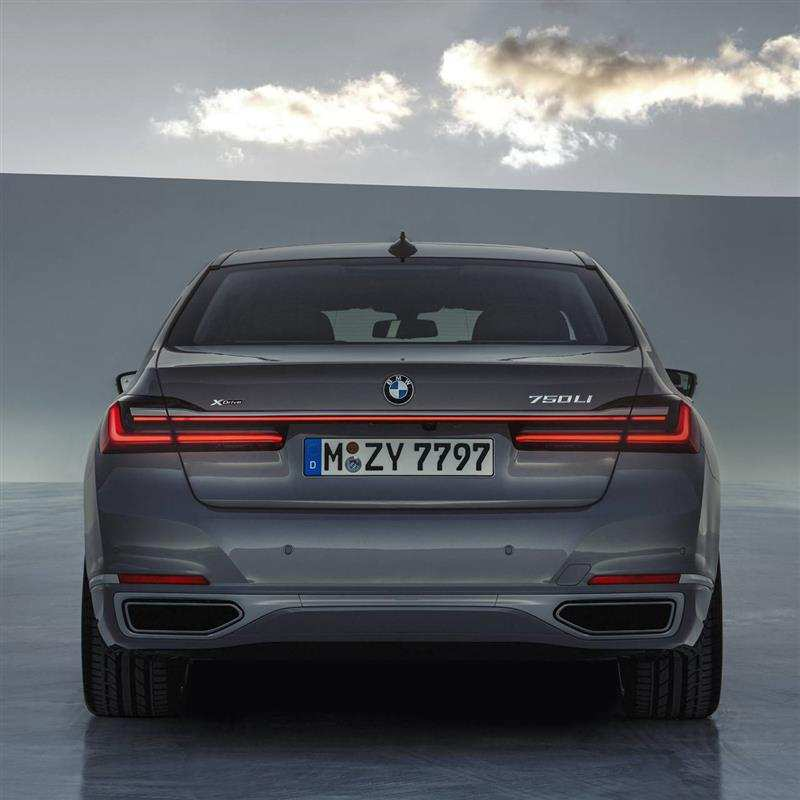 28 The 2020 Bmw 760Li Spesification by 2020 Bmw 760Li