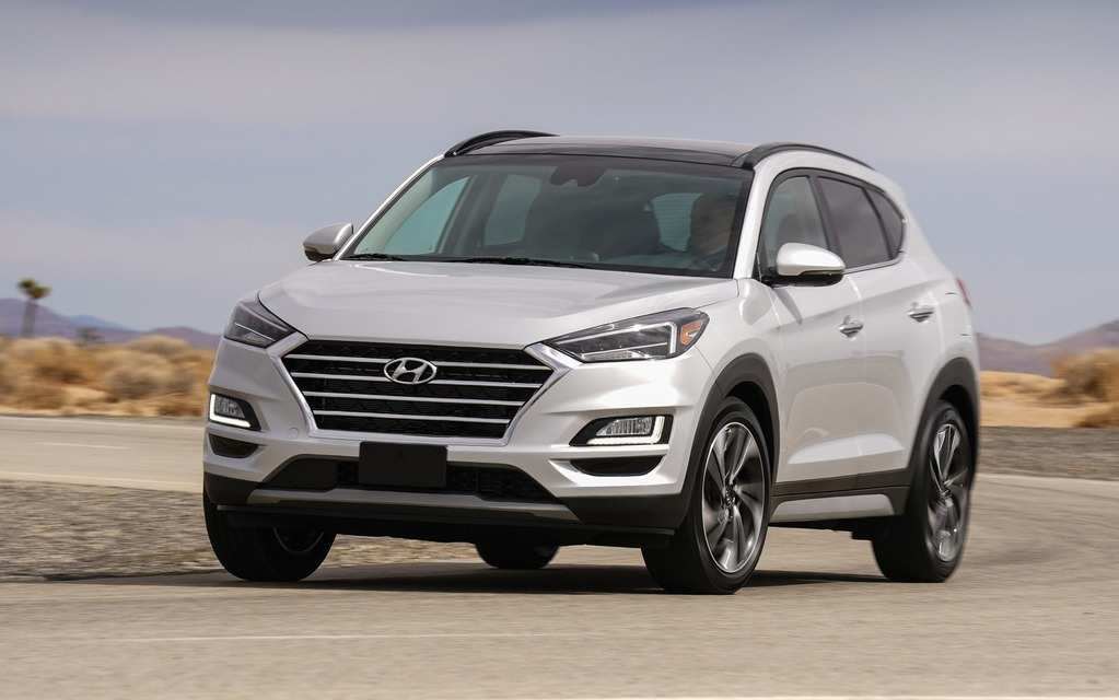 28 The Hyundai Tucson 2019 Facelift First Drive with Hyundai Tucson 2019 Facelift