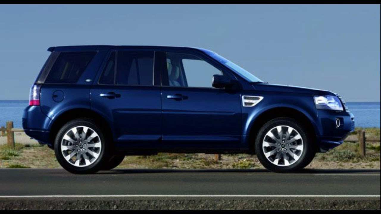 29 All New 2019 Land Rover Freelander 3 Spesification by 2019 Land Rover Freelander 3