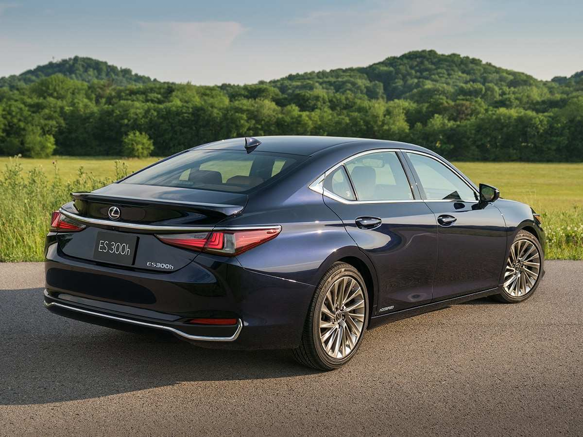 29 All New 2019 Lexus Es Review Overview for 2019 Lexus Es Review