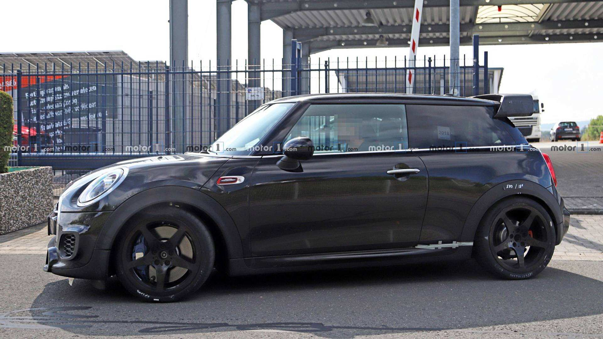 29 All New 2019 Mini Jcw Gp Speed Test by 2019 Mini Jcw Gp