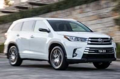 29 All New 2019 Toyota Kluger Reviews for 2019 Toyota Kluger