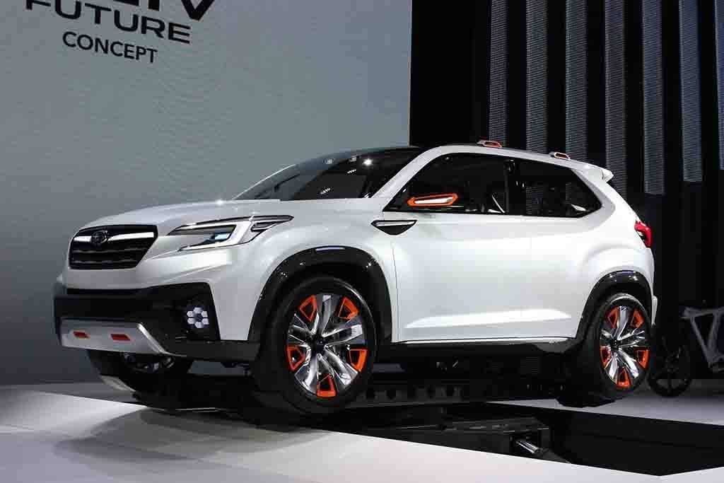29 All New 2020 Subaru Suv Release by 2020 Subaru Suv