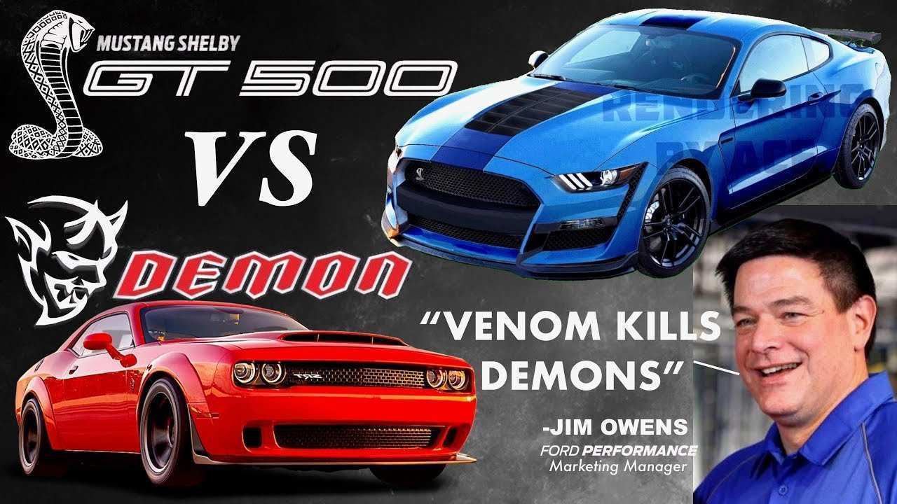29 Best Review 2019 Ford Venom Release Date by 2019 Ford Venom