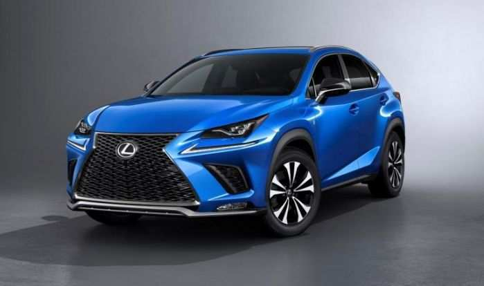 29 Best Review 2020 Lexus Nx200 History by 2020 Lexus Nx200