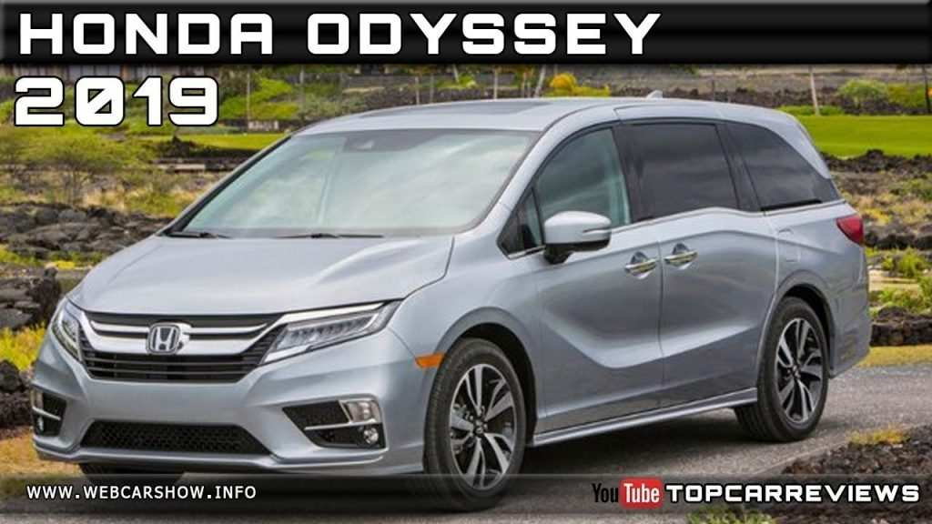 29 Best Review Honda Odyssey 2019 Australia Pricing for Honda Odyssey 2019 Australia