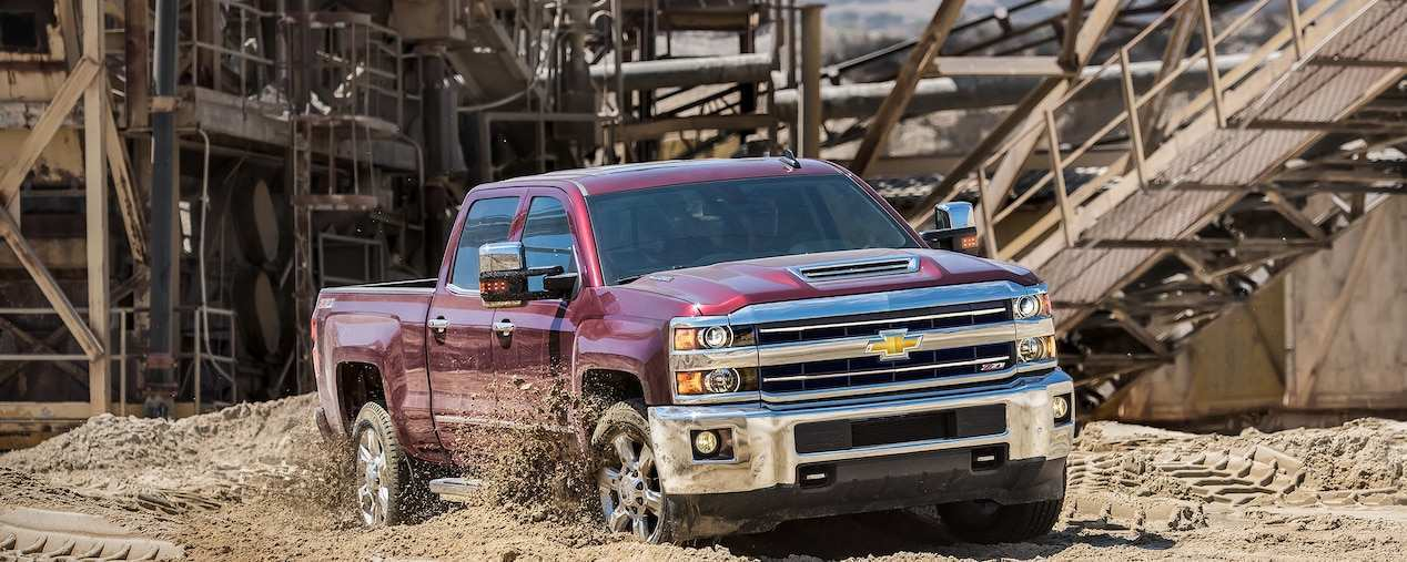 29 Concept of 2019 Chevrolet Hd Trucks Exterior for 2019 Chevrolet Hd Trucks