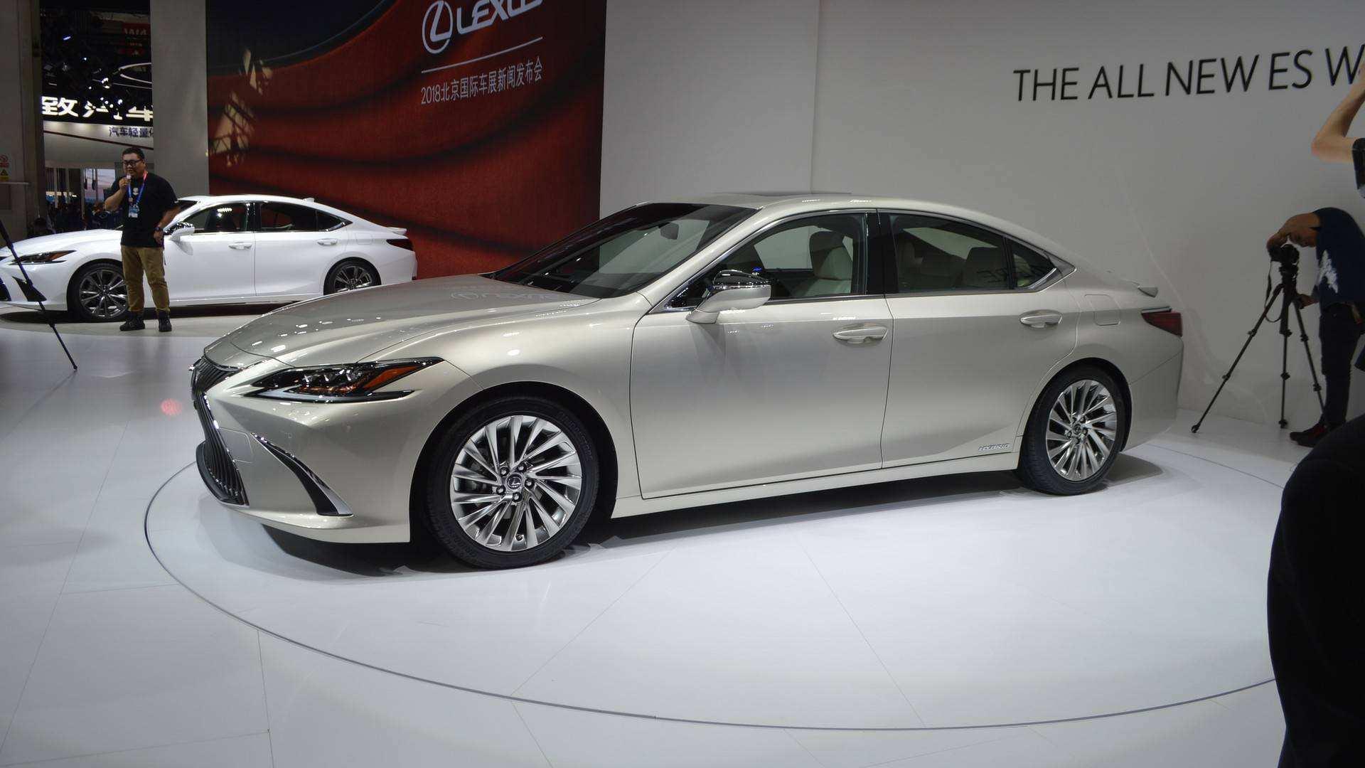 29 Concept of 2019 Lexus 350 Es Release with 2019 Lexus 350 Es