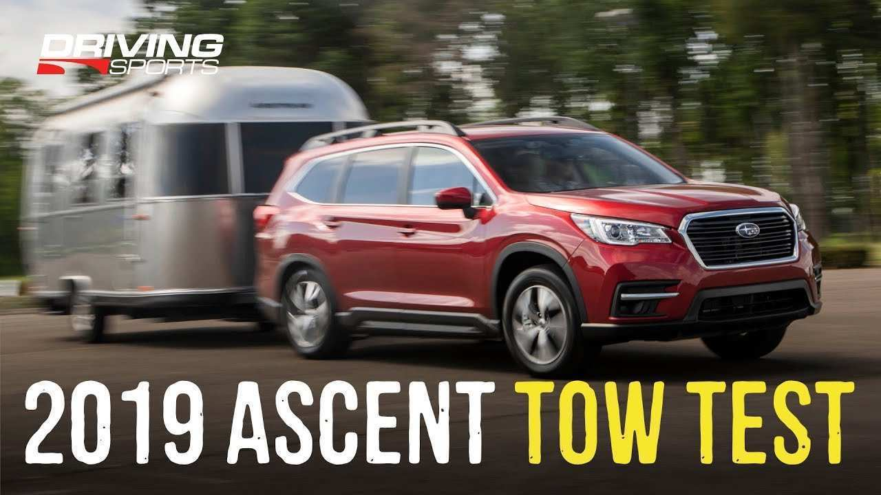 29 Concept of 2019 Subaru Ascent Towing Capacity Rumors for 2019 Subaru Ascent Towing Capacity