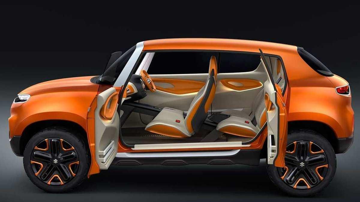29 Concept of 2019 Suzuki Suv Specs for 2019 Suzuki Suv