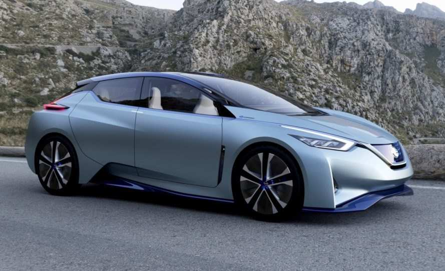 29 Concept of 2020 Nissan Electric Exterior with 2020 Nissan Electric