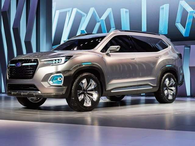 29 Concept of 2020 Subaru Outback Concept Exterior with 2020 Subaru Outback Concept