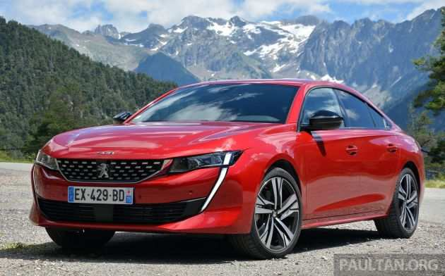 29 Concept of Peugeot Coupe 2019 Redesign with Peugeot Coupe 2019
