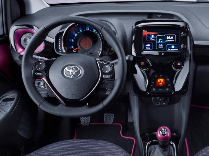 29 Concept of Toyota Aygo 2020 New Concept by Toyota Aygo 2020