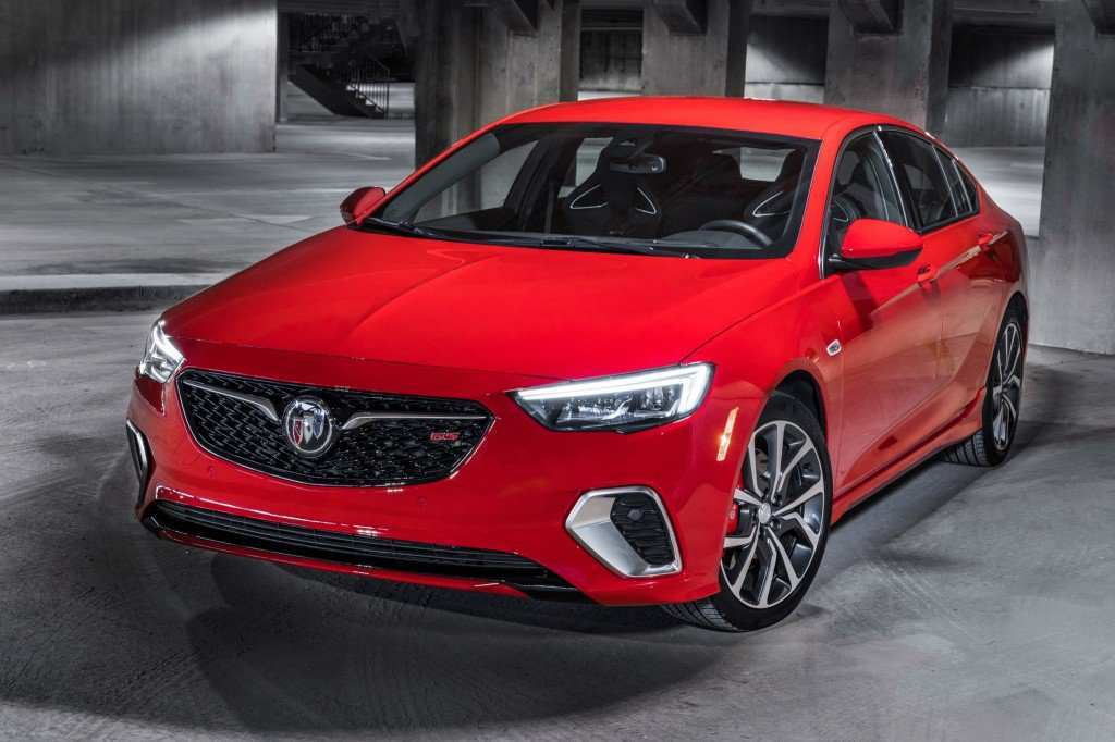 29 Gallery of 2019 Buick Regal Exterior and Interior for 2019 Buick Regal