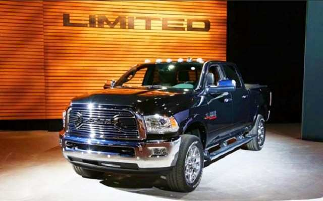 29 Gallery of 2019 Dodge 2500 Specs Overview by 2019 Dodge 2500 Specs