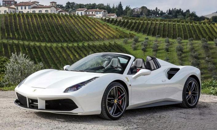29 Gallery of 2019 Ferrari Convertible Model for 2019 Ferrari Convertible