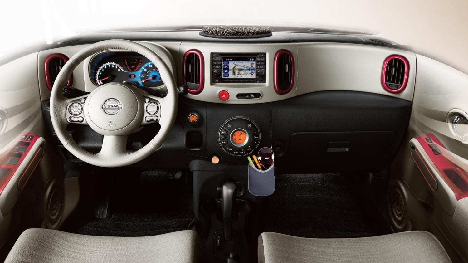 29 Gallery of 2019 Nissan Cube Interior with 2019 Nissan Cube