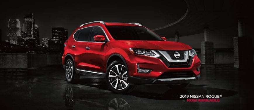 29 Gallery of 2019 Nissan Rogue New Concept with 2019 Nissan Rogue