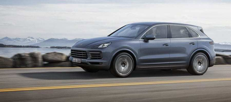 29 Gallery of 2019 Porsche Cayenne Standard Features Prices for 2019 Porsche Cayenne Standard Features