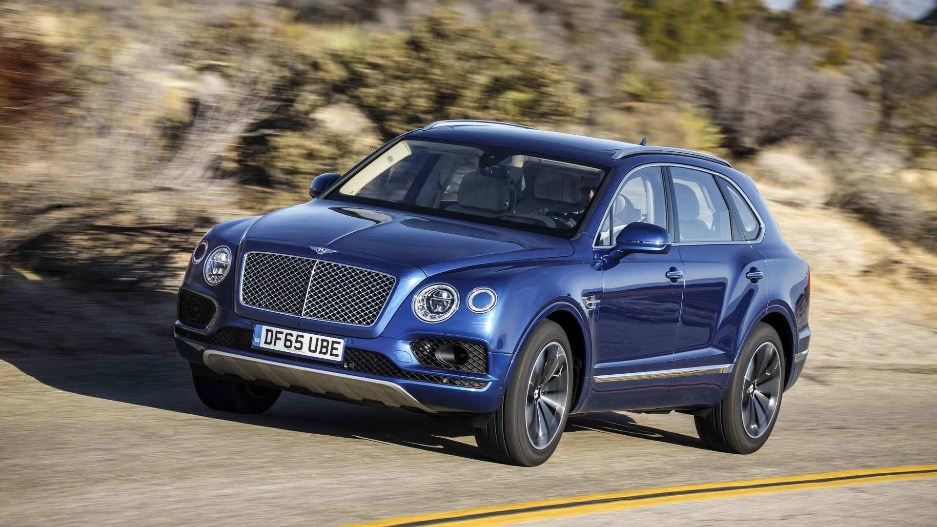 29 Gallery of 2020 Bentley Suv New Concept with 2020 Bentley Suv