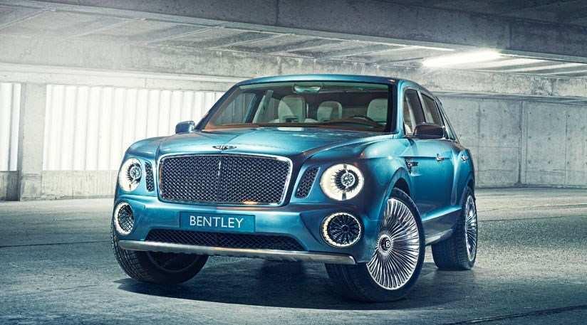 29 Gallery of 2020 Bentley Suv Spesification for 2020 Bentley Suv