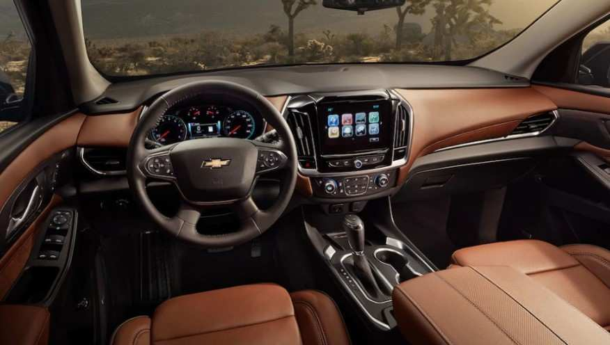 29 Gallery of 2020 Chevrolet Traverse Review with 2020 Chevrolet Traverse