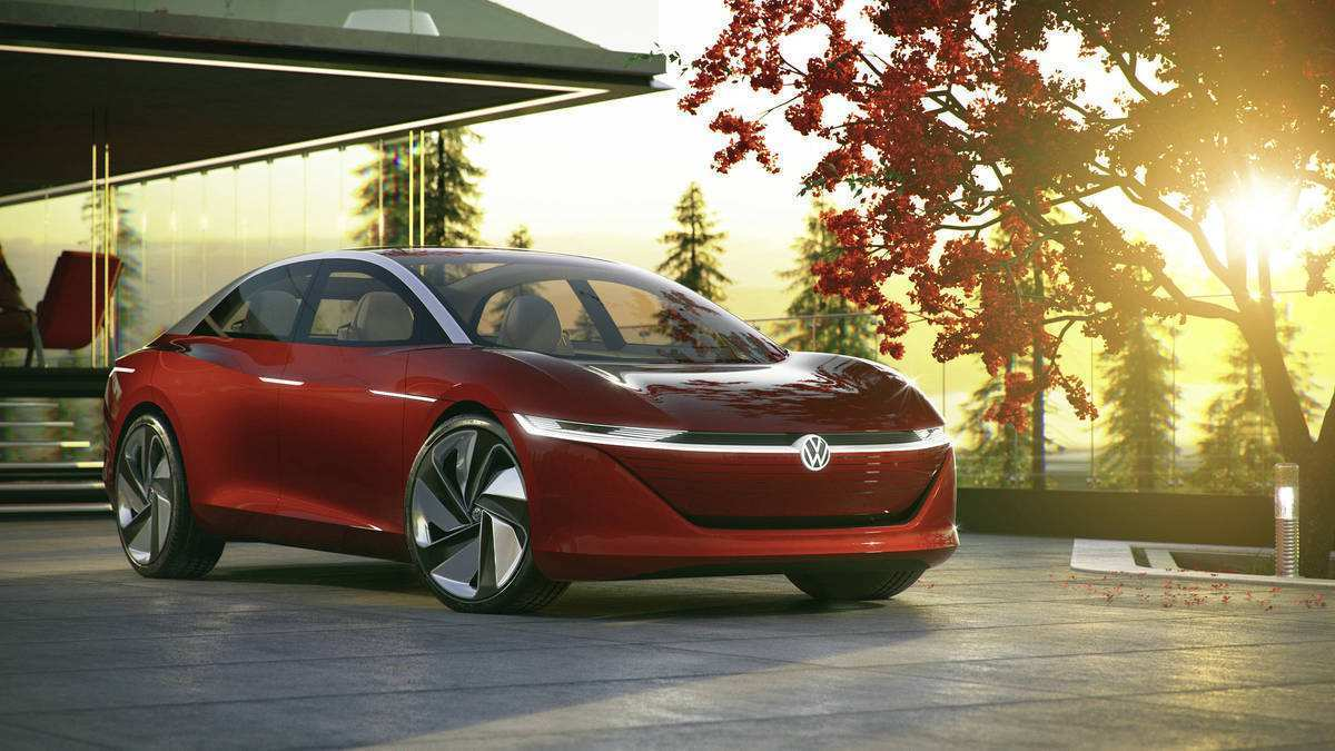 29 Gallery of Volkswagen 2020 Concept Engine with Volkswagen 2020 Concept