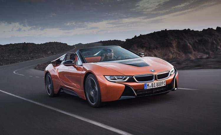 29 Great 2019 Bmw I8 Roadster Rumors by 2019 Bmw I8 Roadster