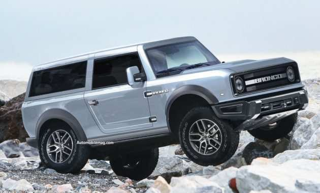 29 Great 2019 Dodge Bronco Exterior and Interior by 2019 Dodge Bronco