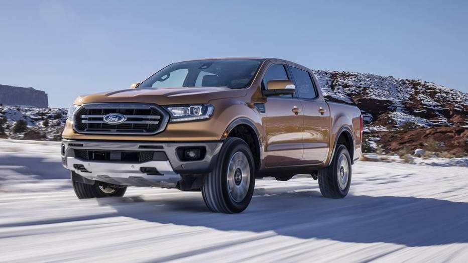 29 Great 2019 Ford Ranger Auto Show Price and Review with 2019 Ford Ranger Auto Show